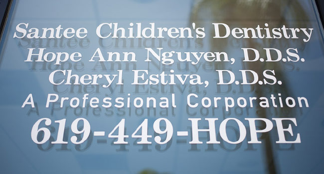 Santee Child Dentistry Office